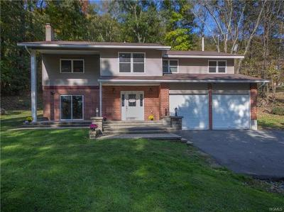Bloomingburg NY Single Family Home For Sale: $255,000