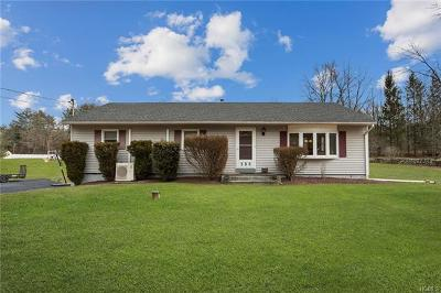 Otisville Single Family Home For Sale: 386 Shoddy Hollow Road
