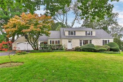 New Rochelle Single Family Home For Sale: 22 Hillandale Drive