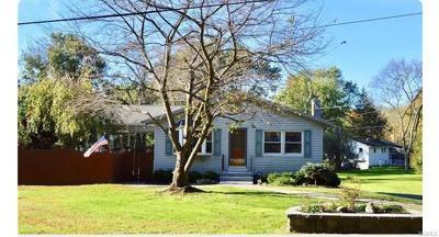 Washingtonville Single Family Home For Sale: 6 Meadow Avenue