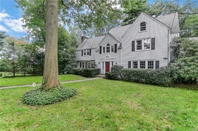 White Plains Single Family Home For Sale: 37 Oxford Road