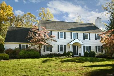 Cortlandt Manor Single Family Home For Sale: 10 Mark Place