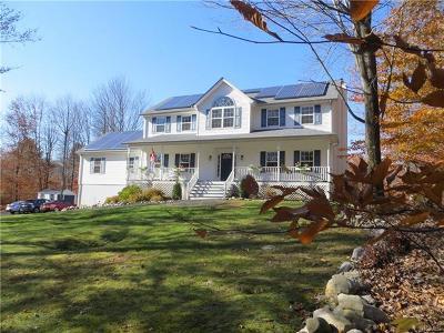 Pine Bush Single Family Home For Sale: 309 Quannacut Road