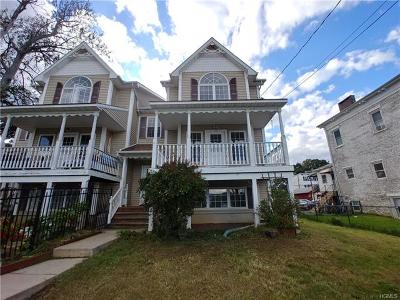 Haverstraw Single Family Home For Sale: 12 First Street