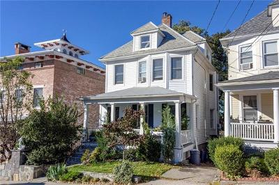 Ossining Single Family Home For Sale: 27 Waller Avenue