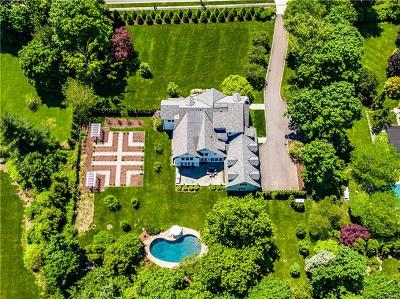 Scarsdale NY Single Family Home For Sale: $5,250,000