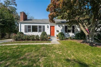Rye Single Family Home For Sale: 40 Walker Avenue