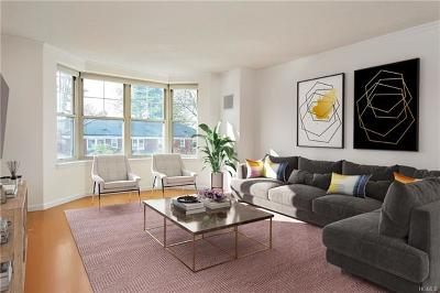 White Plains NY Condo/Townhouse For Sale: $525,000