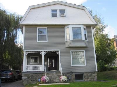 Newburgh Multi Family 2-4 For Sale: 44 Leroy Place