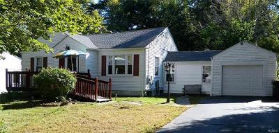 Balmville Single Family Home For Sale: 5 Lester Road