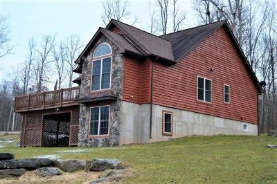 Narrowsburg Single Family Home For Sale: 69 Hemlock Lane