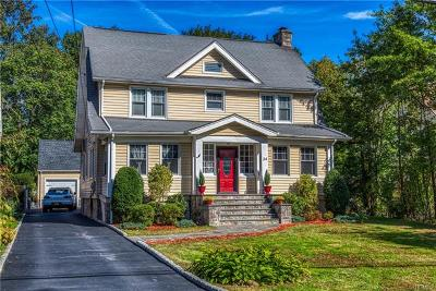 New Rochelle Single Family Home For Sale: 24 Hunter Avenue