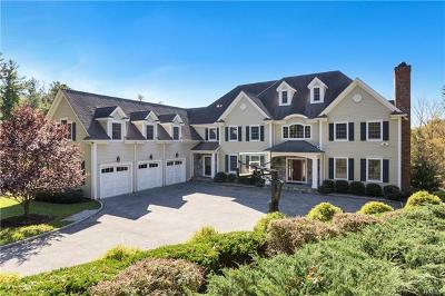 Bedford Single Family Home For Sale: 496 Long Ridge Road
