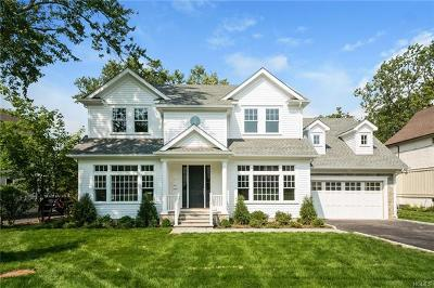 Scarsdale NY Single Family Home For Sale: $2,795,000