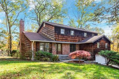 Cortlandt Manor Single Family Home For Sale: 8 Peter A Beet Drive