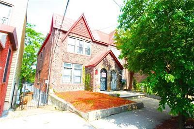 Bronx Multi Family 2-4 For Sale: 4118 Digney Avenue