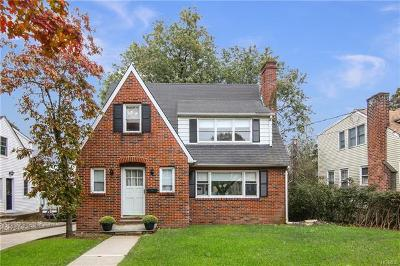 Croton-On-Hudson Single Family Home For Sale: 145 Benedict Boulevard