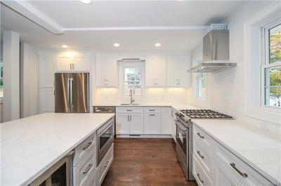 Scarsdale NY Single Family Home For Sale: $925,000