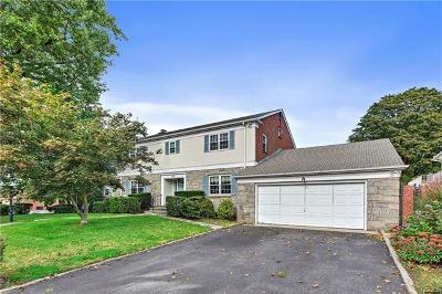 Yonkers Single Family Home For Sale: 45 Midland Terrace