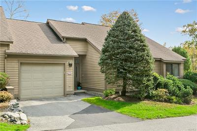Somers Condo/Townhouse For Sale: 731 Heritage Hills #D