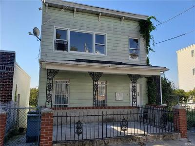 Yonkers Multi Family 2-4 For Sale: 161 Beech Street