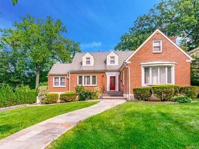 Yonkers Single Family Home For Sale: 12 Ritchie Drive