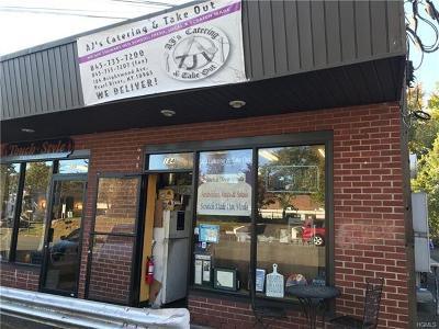 Pearl River Commercial For Sale: 135 North Middletown Road