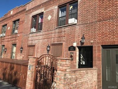 Bronx Multi Family 2-4 For Sale: 1454 Leland Avenue
