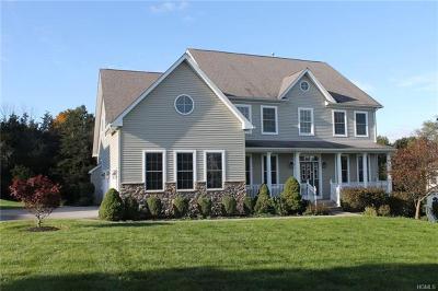 Poughkeepsie Single Family Home For Sale: 18 Ridgeline Drive