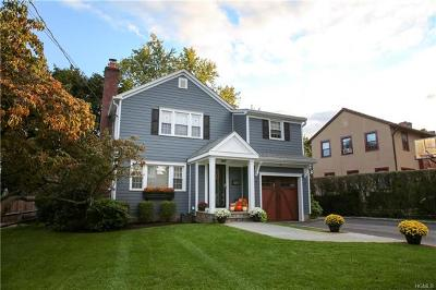 Eastchester Single Family Home For Sale: 36 Deerfield Avenue