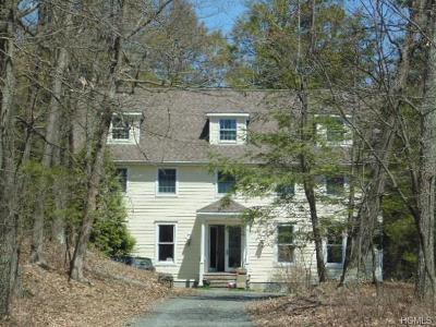 Rhinebeck Single Family Home For Sale: 124 Kansas Road