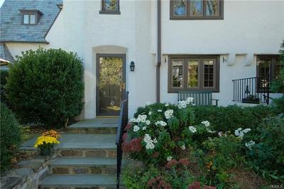 Bronxville Single Family Home For Sale: 24 Bolton Gardens