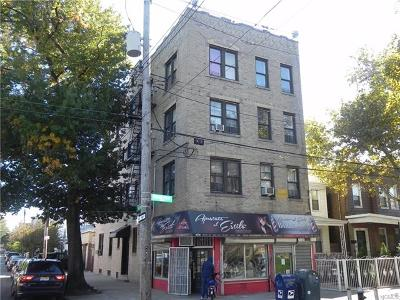 Bronx County Commercial For Sale: 1755 Taylor Avenue