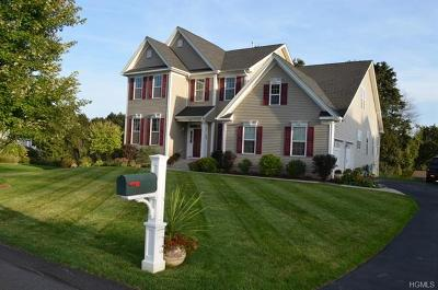 Dutchess County Single Family Home For Sale: 8 Sandlewood Circle