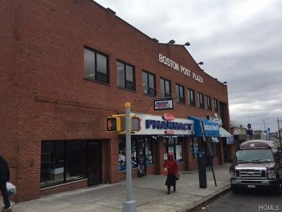 Bronx County Commercial For Sale: 3460 Boston Road #1