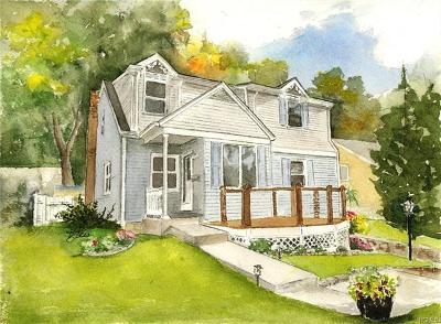 Croton-On-Hudson Single Family Home For Sale: 56 Melrose Avenue