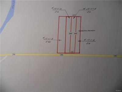 Monticello Residential Lots & Land For Sale: State Route 17b