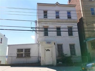 Yonkers Multi Family 2-4 For Sale: 13 Van Cortlandt Pk Avenue