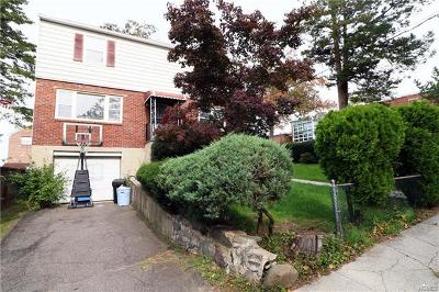 Yonkers Single Family Home For Sale: 25 Byrd Place