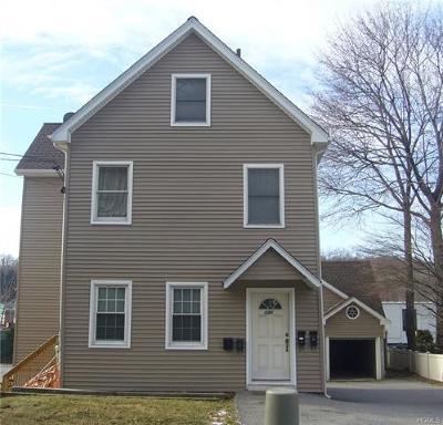 Hawthorne Multi Family 2-4 For Sale: 131 Elwood Avenue