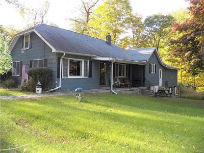 Single Family Home For Sale: 48 Long Hill Road