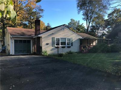 Greenwood Lake Single Family Home For Sale: 8 Windermere Avenue