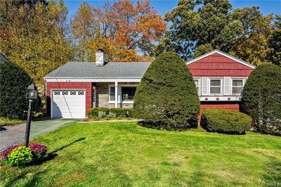White Plains Single Family Home For Sale: 58 Ridgeway