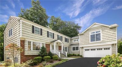 Scarsdale Single Family Home For Sale: 185 Rock Creek Lane