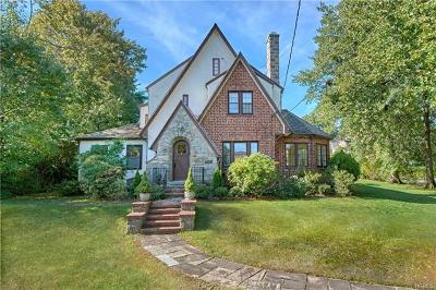 Port Chester Single Family Home For Sale: 111 Puritan Drive