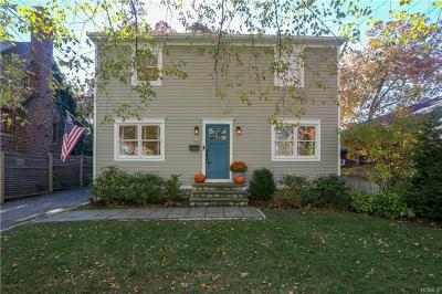 Nyack Single Family Home For Sale: 143 6th Avenue