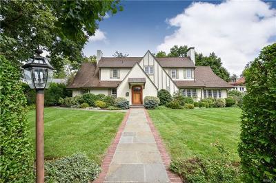 Larchmont Single Family Home For Sale: 117 Beach Avenue