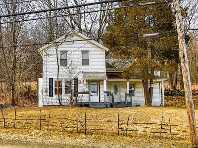 Fallsburg Single Family Home For Sale: 755 Loch Sheldrake Hurleyville Road