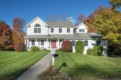 Poughkeepsie Single Family Home For Sale: 24 Coachlight Drive