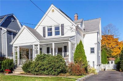 White Plains Single Family Home For Sale: 16 Doyer Avenue